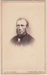 R. H. Dewey, photographer, of Pittsfield, MA