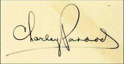 Signiture / Autograph