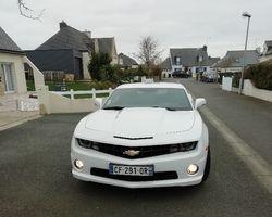 Chevrolet Camaro SS 2012