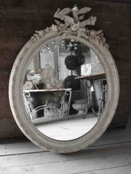 #12/209 French Oval  Mirrors Spring 09 Container