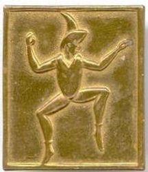 1940 Brownie Promise Badge