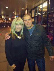 Emma Yearsley and Johnny Kidd