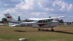 Cessna 182RG VH-JCU