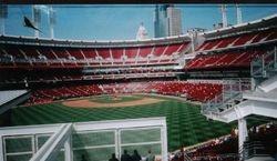 Great American Ballpark - Cincinnati