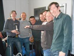 Gary Brooks Masters Winners - Shrewsbury Town