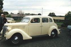 1936 Sedan
