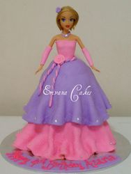 Princees Cake 11  (B191)