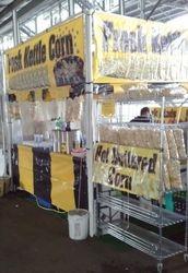 Concession Stand at Martinsville, VA
