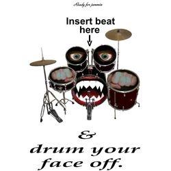 drumface