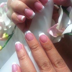 EZDip Pink & White
