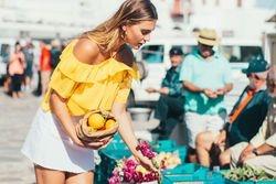 Stefanie Giesinger , going fresh , Mykonos