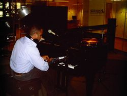 George Skaroulis on my Sirius show.