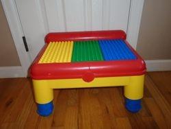 Lego Duplo Lap Table - $40