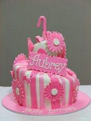 Topsy Turvy Cake 4