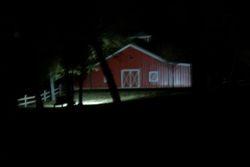 Accent Barn Light #2