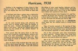1944 Hurricane Southeastern MA inside back cover