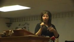 Pastor Sharon Patterson hosts Women's Conference