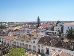 Tavira town