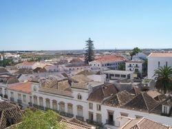 Tavira town
