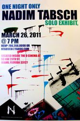 Solo Art Exhibit
