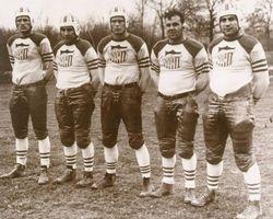 1934 St. Louis Gunners Team Members