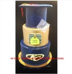 Klein Collins Graduation Cake