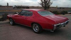 28.68 Pontiac GTO,