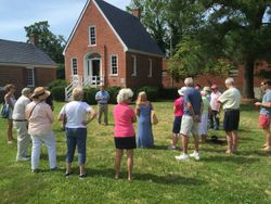 2016 Guided Walking Tour of Historic Eastville