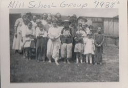 Mill School 1938