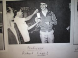 Professor Robert Lapp?
