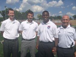 2015 SCHSL Class 1A Boys State Championship Referee Crew
