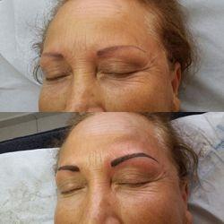 Technique 3D ombrage + poil à poil