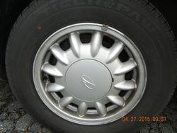 No tire dressing