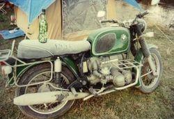 1996 Good things come in green Hennings bike