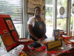 Promotion at the Spice Shop in North Raleigh