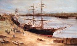 HMAS Landing