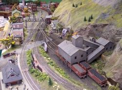 Colliery at Union Furnace