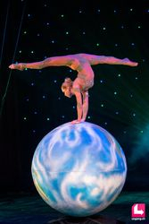 Contortion on the globe