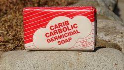 RED CARBOLIC SOAP