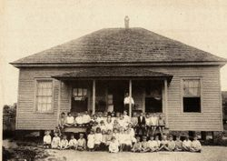 Mill Village School 1915