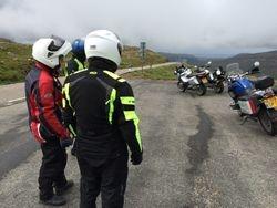No View from Applecross Pass