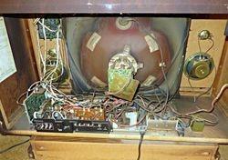 1985 Curtis Mathes Color Console, Model K2658RL