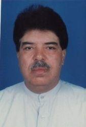 Shaheed Haji Mirza Riaz Hussain