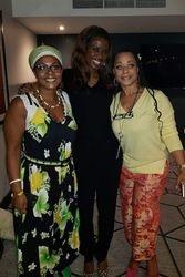 Jannette Barett, June & Sandra