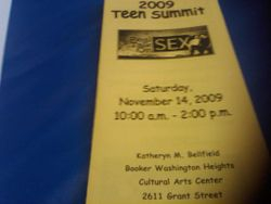 2009 Teen Summit