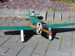 The Martin Baker M.B.2 1/12 scale