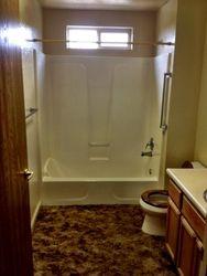 Bathroom - 1 Bedroom