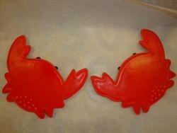 jumbo crab cookies $6 each