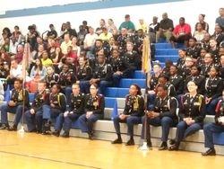Woodrow WilsonHigh School Cadets