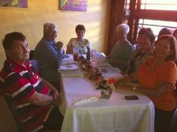 Don, Linda, Elaine, Jane, Dotty and Kathy